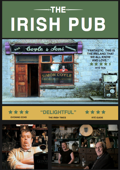The Irish Pub DVD